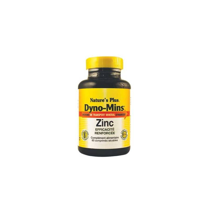 DynoMins Zinc NATURE'S PLUS