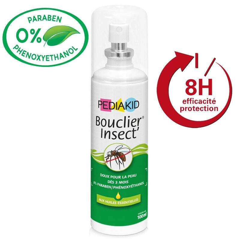 Bouclier Insect PEDIAKID