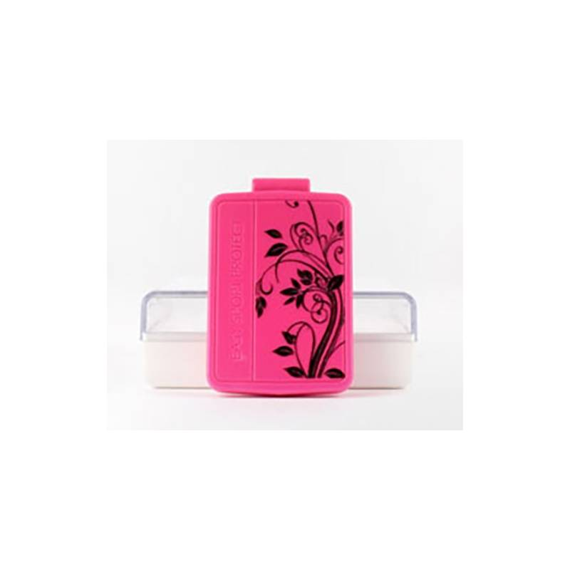Broche Rose WAVE PROTECTION