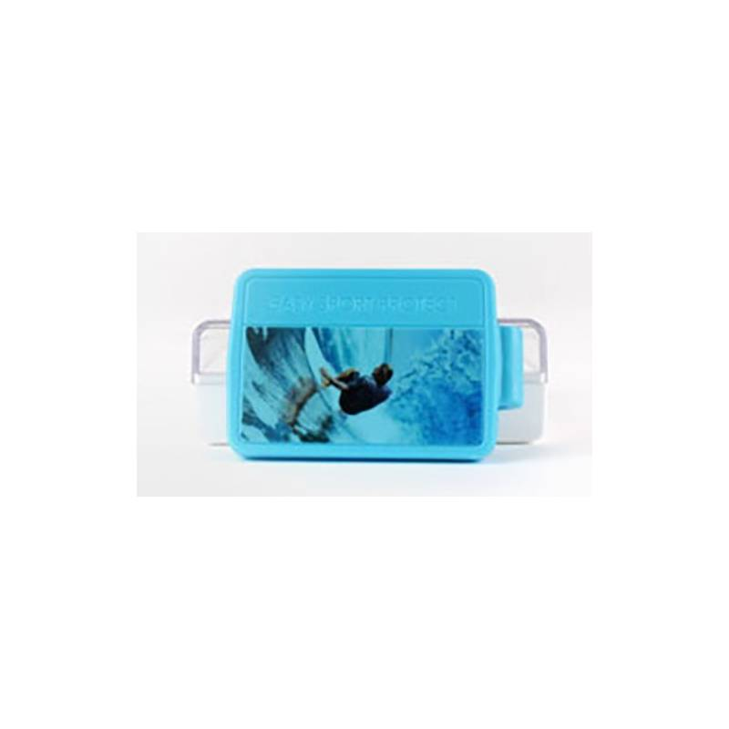 Broche Bleue WAVE PROTECTION