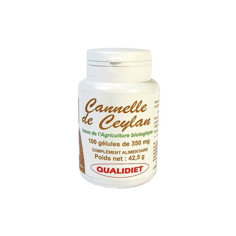 Cannelle QUALIDIET DLUO 9/20